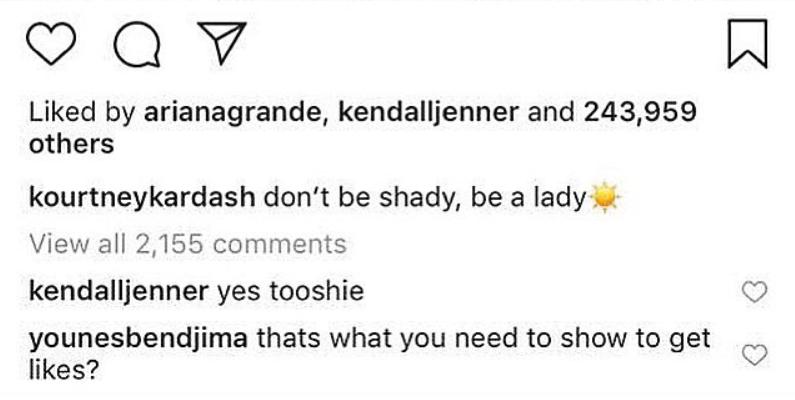 younes bendjima comment