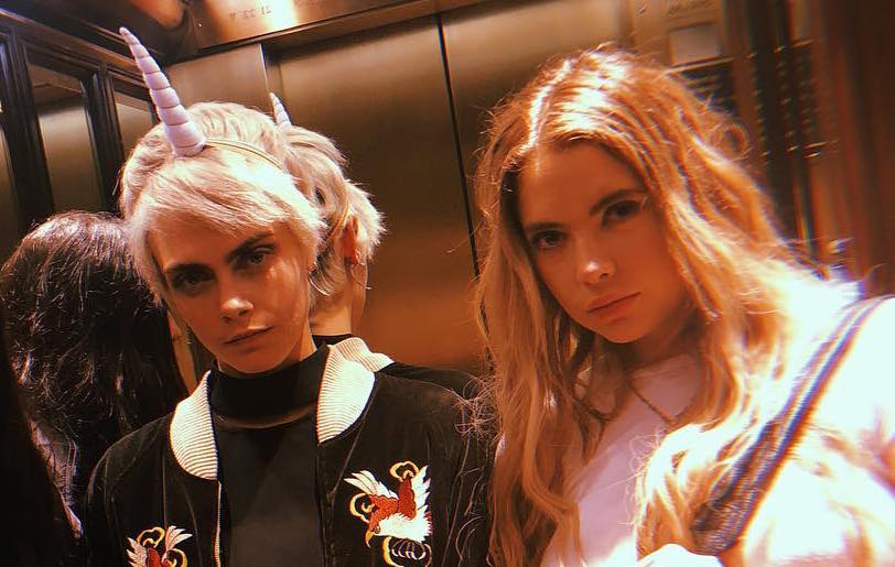 Cara Delevingne And Ashley Benson S Relationship Is Heating Up