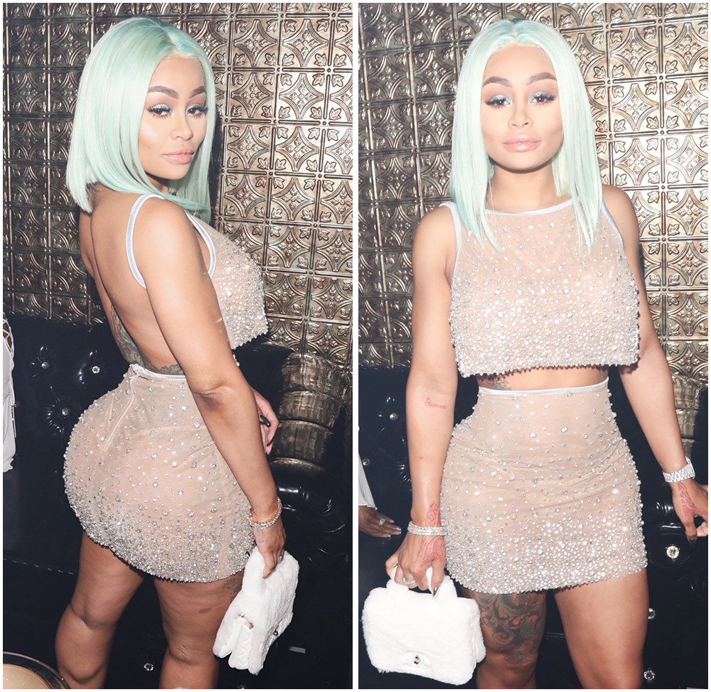 blac chyna splash