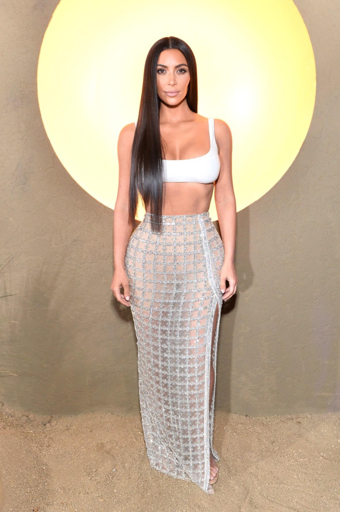 kim kardashian perfect body