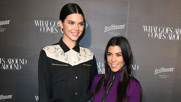 Kendall Jenner Calls Out 'Rude' Kourtney Kardashian for 'Trying to Be Cool' Around Her Friends