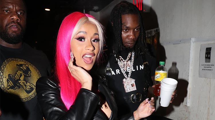 Offset will do anything to get Cardi B back