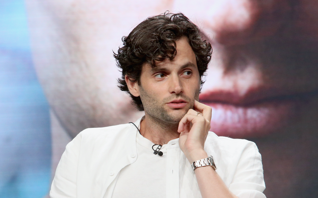 penn badgley is making his tv comeback in lifetimes cree
