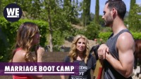 Do Past Issues Haunt the Bachelorette? | Marriage Boot Camp: Reality Stars | WE tv