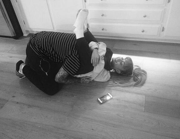 ariana grande mac miller instagram