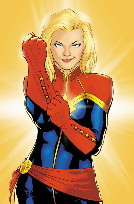 captain marvel comics1