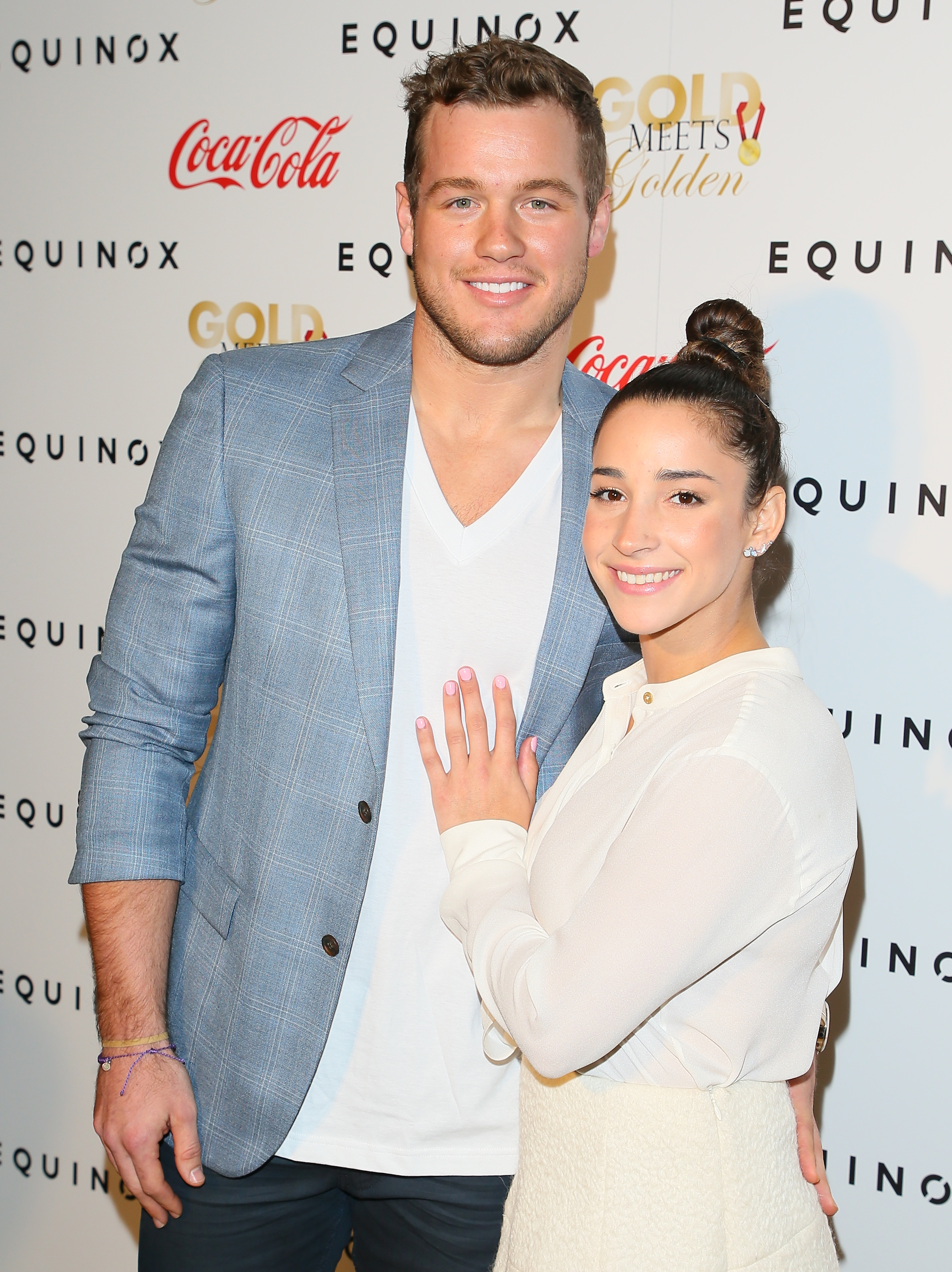 Photos Of Colton Underwood And Aly Raisman Going On Dates