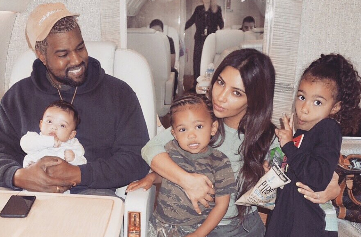 """2c47df407cdca Kanye West """"Doesn t Want Another Child"""" With Kim Kardashian Because They ve  """"Grown Distant"""" (EXCLUSIVE)"""