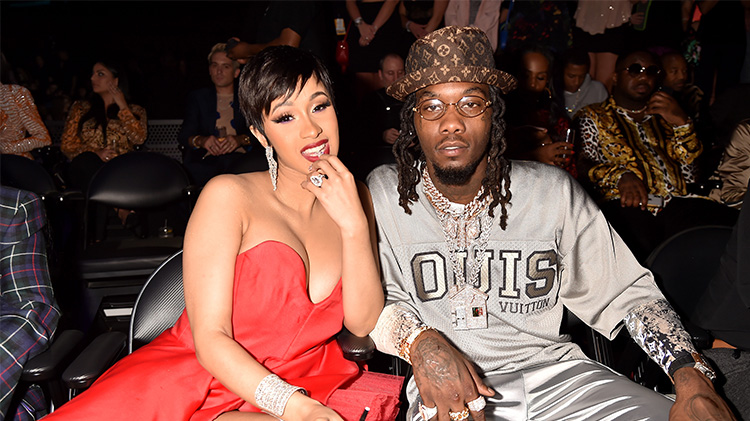 Offset Puts Tattoo Of Cardi B On His Neck Video: Cardi B Changes Song Lyrics And Raps About Divorce From Offset