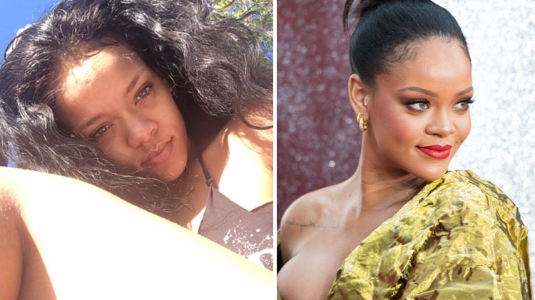 Stars Without Makeup See Your Fave Celebs With Fresh Faces