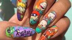 rugrats-nails