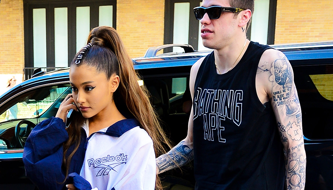 Ariana Grande And Pete Davidson S Wedding Was Never Planned Report