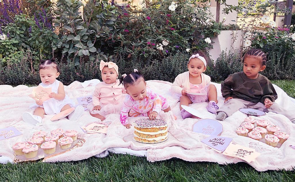 Khloé Kardashian Plans Another Cousin Cupcake Party! - Life & Style