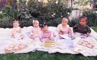 Khloé Kardashian Cousin Cupcake Party