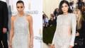 Kim Kardashian Kylie Jenner Twins