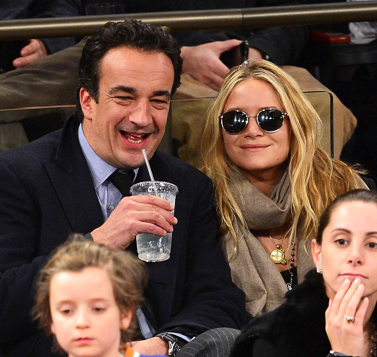 Mary Kate Olsen And Olivier Sarkozys Relationship Timeline