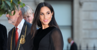 Meghan Markle Pregnancy Clue