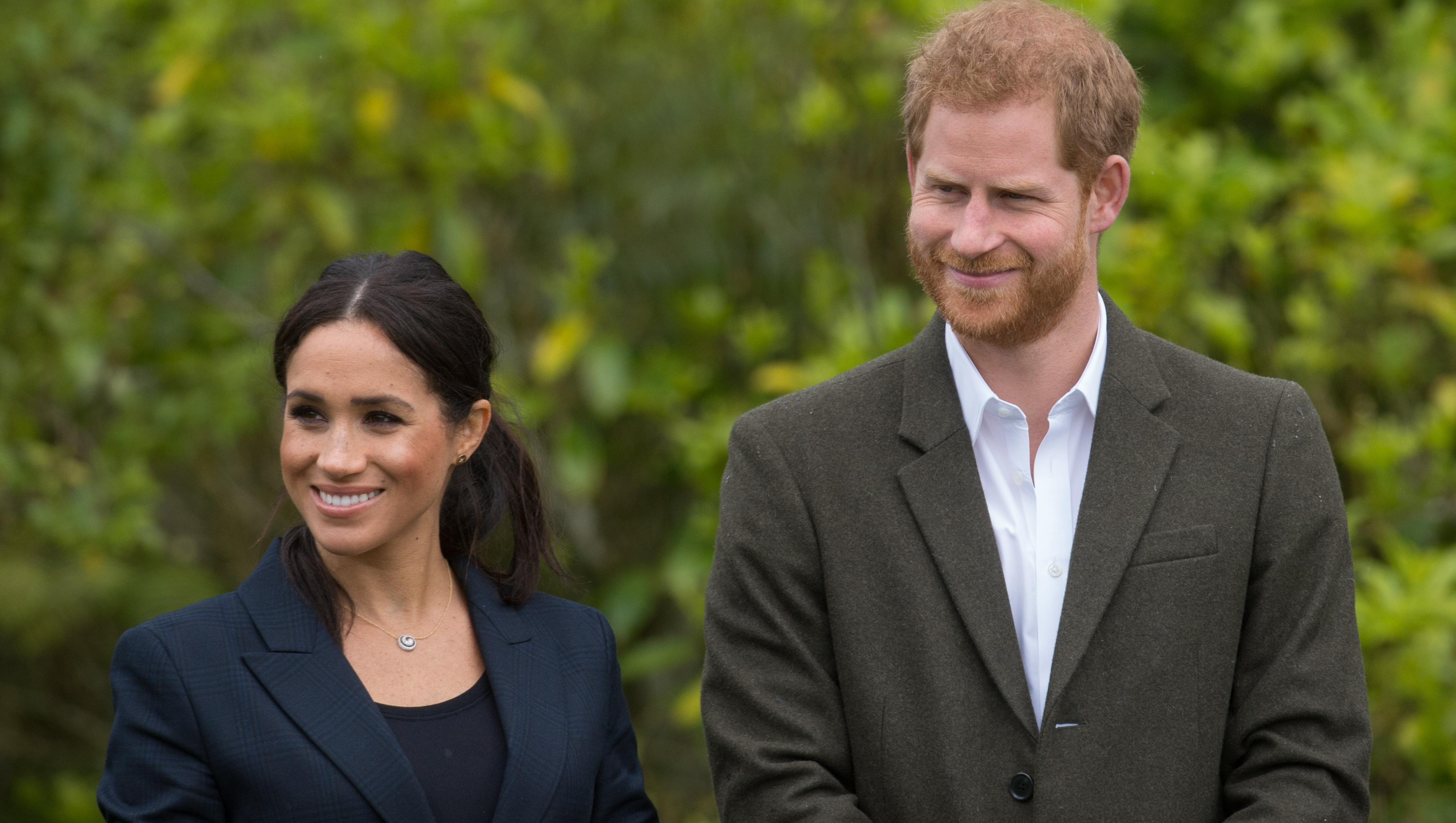 Meghan Markle and Prince Harry Baby Nanny