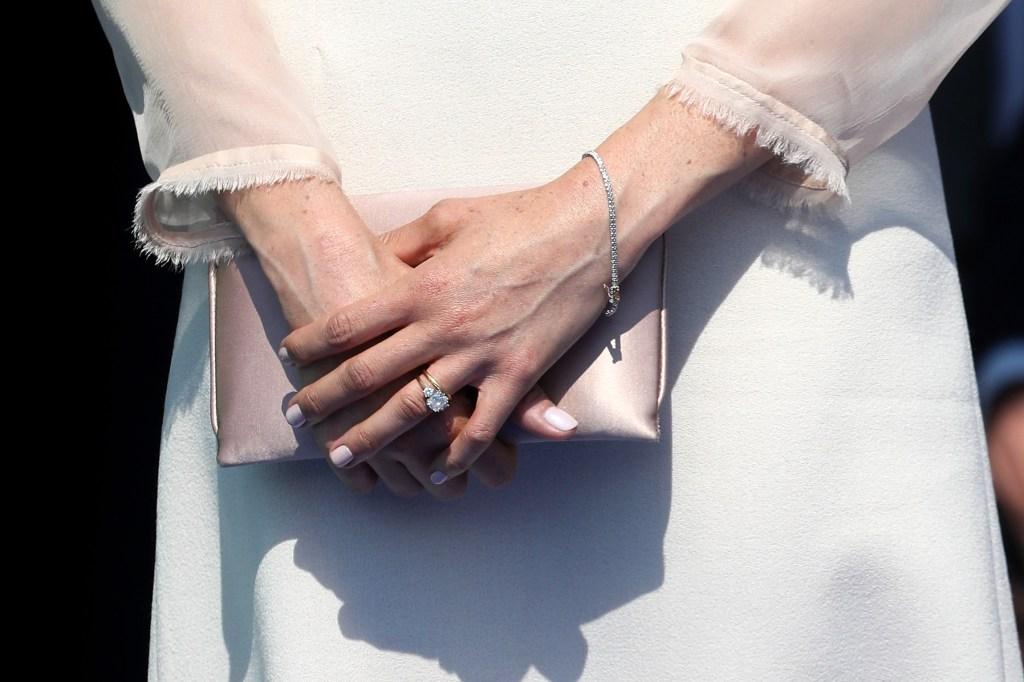 Meghan Markle's bracelet