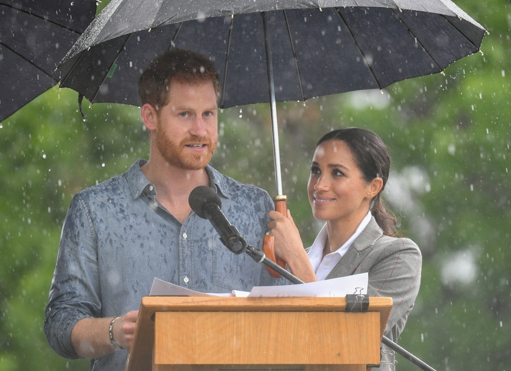 The Duke And Duchess Of Sussex Visit Australia – Day 2