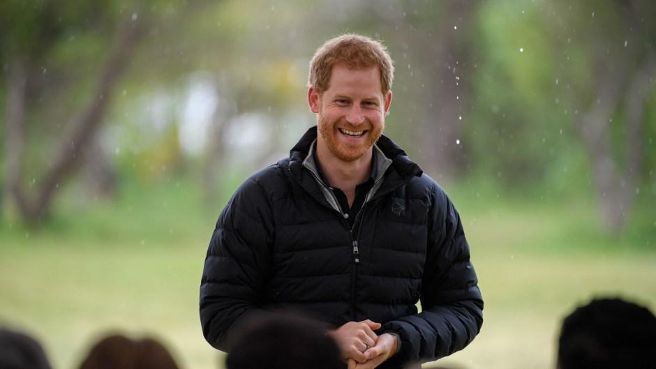 Prince Harry meltdown