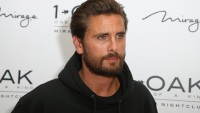 Scott Disick At 1 OAK Nightclub