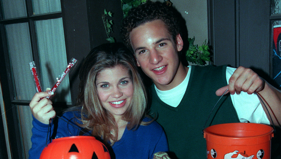 Boy Meets World Halloween