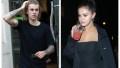 Selena Gomez, Justin Bieber, Split