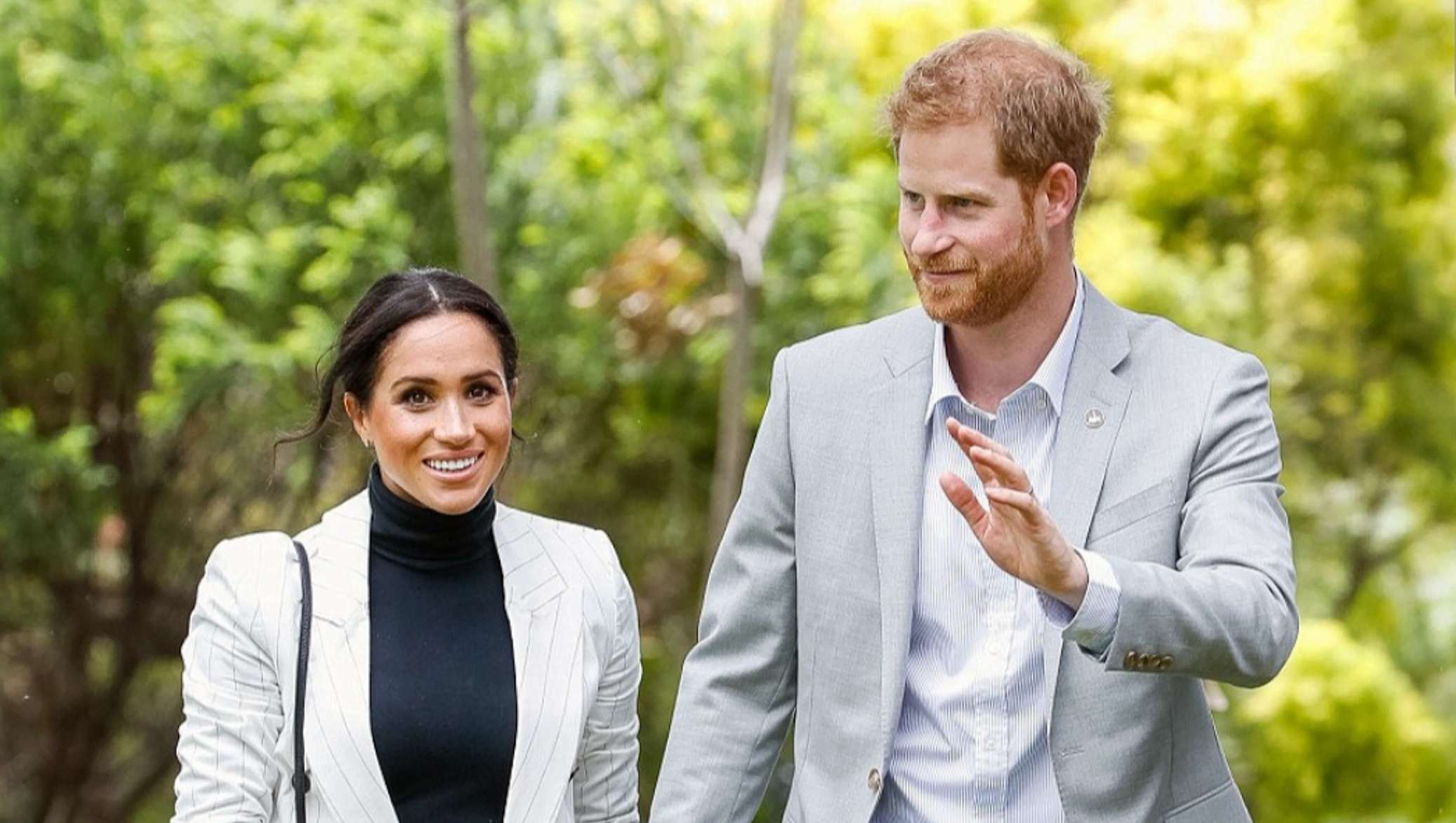 Duchess Meghan Prince Harry Great Parents