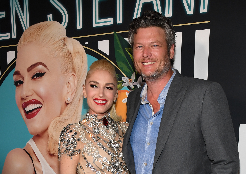 Blake Shelton And Gwen Stefani Wedding Pictures.Blake Shelton Thought Gwen Stefani Would Just Be A Rebound