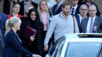 Meghan Markle Prince Harry Five Kids