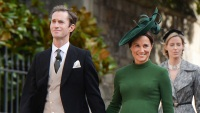 Pippa Middleton Gives Birth Baby No 1
