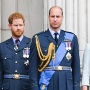prince harry prince william split
