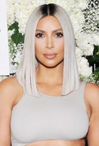 Rainbow Hair Kim Kardashian
