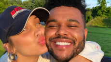 who-is-the-weeknd-dating
