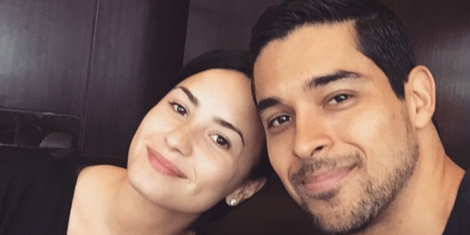 Wilmer Valderrama Gives Demi Lovato 'Strength' In Rehab (EXCLUSIVE)