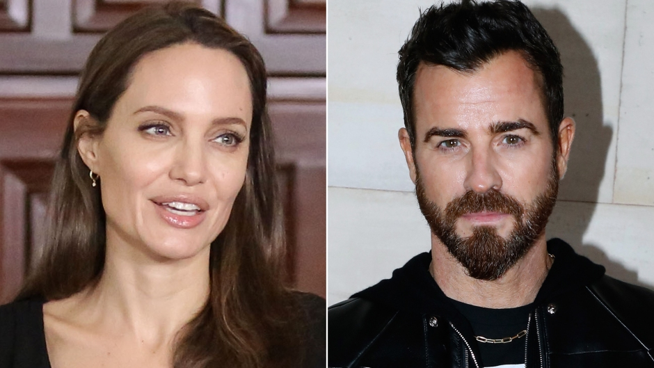 Angelina Jolie Justin Theroux
