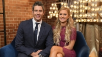 Arie Luyendyk Lauren Burnham married pregnant