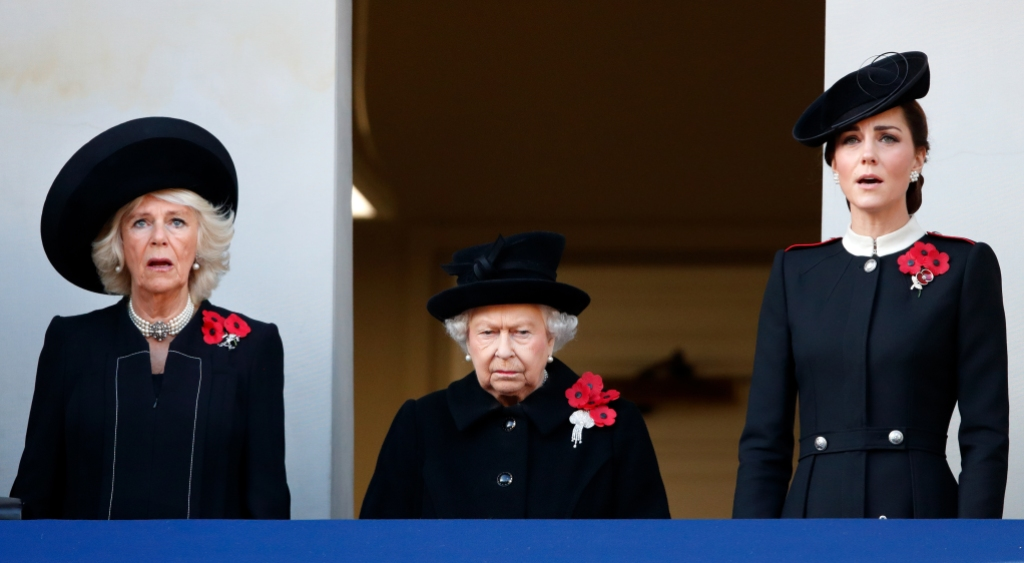 Women from the royal family