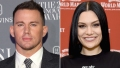 Channing Tatum Jessie J slow dancing together