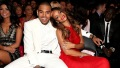 Chris Brown comments on Rihanna instagram