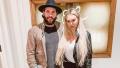 Corinne Olympios with boyfriend Jon