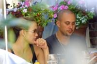 Jennifer Lopez with Cris Judd