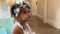 Dream Kardashian birthday party