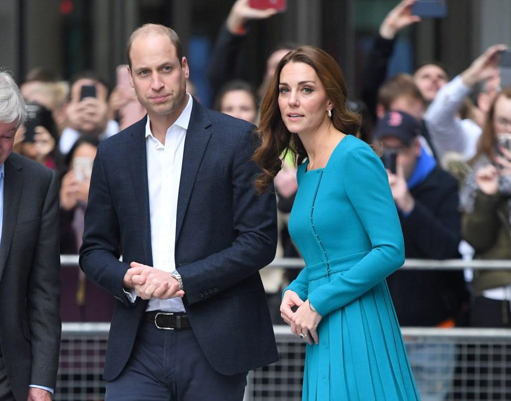 Kate Middleton Prince William Never Have I Ever