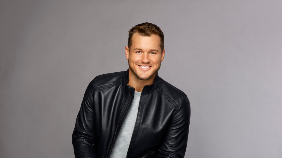 Colton Underwood in a new promo for The Bachelor