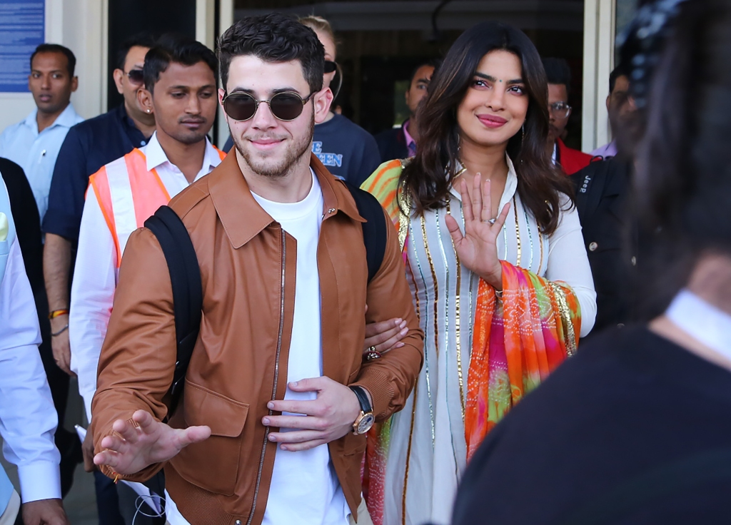 Nick Jonas Priyanka Chopra wedding and proposal