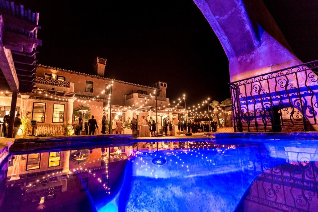 bachelor mansion