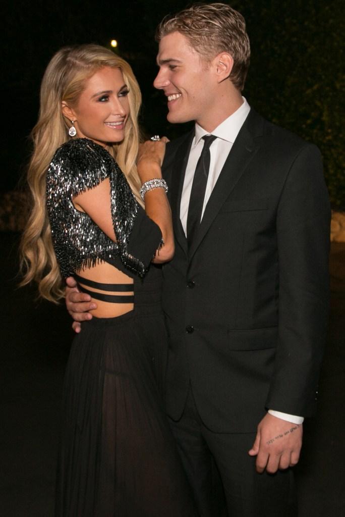Paris Hilton Chris Zylka break up