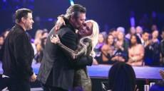 Gwen Stefani Blake Shelton Peoples Choice Awards